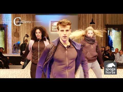 Covalliero Fashion Walk mit der neuen Trendkollektion für Herbst/Winter 2018