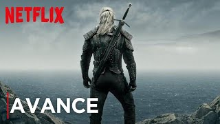 The Witcher | Avance oficial | Netflix