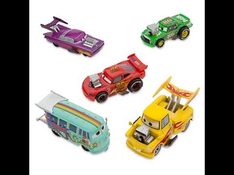 Disney cars 2 juguetes de coches para ni os youtube - Juguetes de cars disney ...