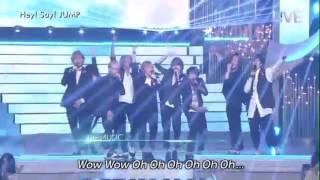 THE MUSIC DAY 夏のはじまり Hey!Say!JUMP ウィークエンダー 真剣SUNSHI...