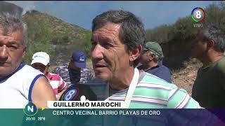 VECINOS BIALET MASSE X INCENDIO