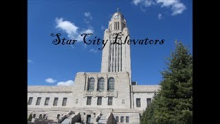 Before and After: Modernization of the Nebraska State Capitol elevators