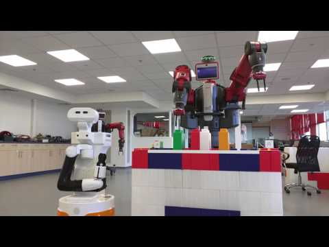 Welcome to the Cognitive Robotics Lab