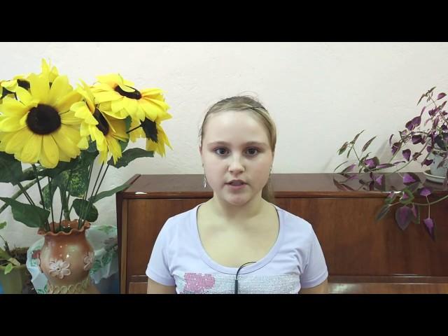 Изображение предпросмотра прочтения – ВалерияМухлынина читает отрывок изпроизведения «Листопад (Осенняя поэма)» И.А.Бунина