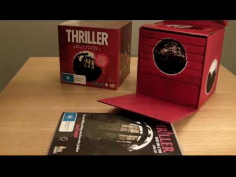 Thriller box set