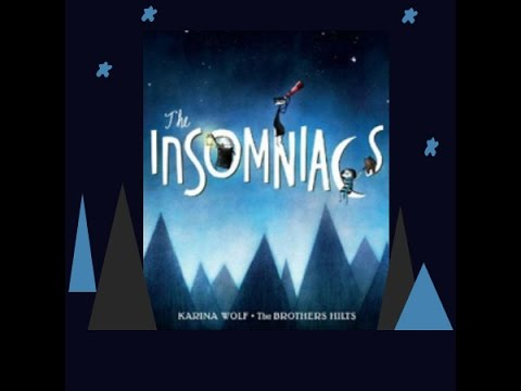 Karina Wolf author of The Insomniacs (Children's Book)
