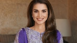 Queen Rania speaks to Christian Amanpour for 60 minutes