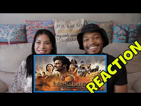 Baahubali 2 - The Conclusion Trailer (REACTION)