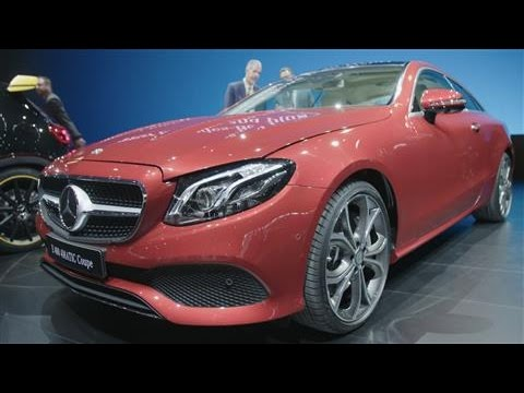 Mercedes and Lexus: Two Luxury Premieres in Detroit
