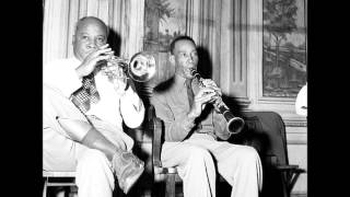 George Lewis & His New Orleans Stompers - When You Wore A Tulip