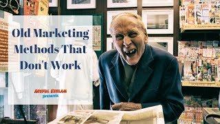এই টেকনিক গুলো নিয়ে ২০১৮তে মার্কেটিং করবেন না Old Marketing Methods   Areful Eeslam