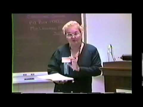 Radionics Lecture Part 2 of 6 - Caroline Connor