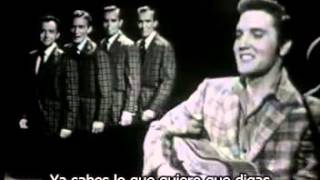 Elvis Presley - Dont be Cruel. Sub Esp