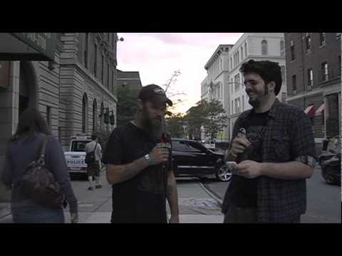 WEEDEATER Talks Weed on Metal Injection
