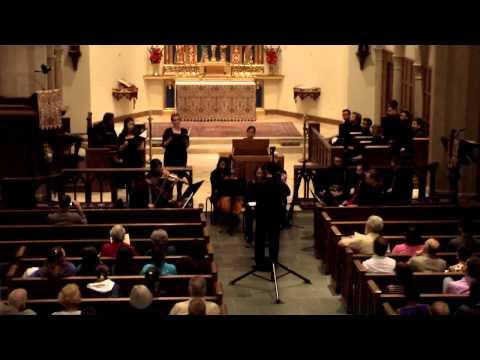 Three Church Cantatas by Friedrich Wilhelm Zachow