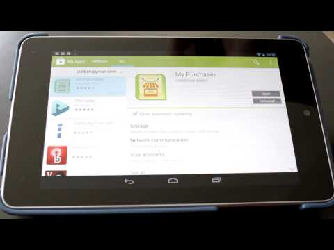 Google Play Updated - Finding Your Purchased Apps in Google Play?