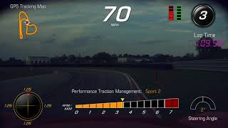 The Speedring 2019 Qualifying Session - Jason Harding C7 Z06