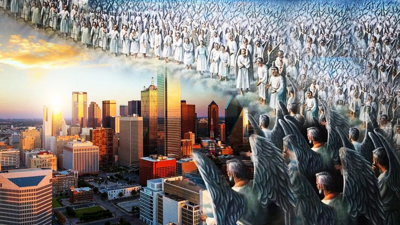 One Of The Reasons Angels Are Watching You Right Now   THIS MAY SURPRISE YOU