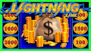 BETTING STRATEGY SUCCESS! BETTING $25/SPIN on LIGHTNING LINK SLOT MACHINES W/ SDGuy1234
