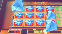 MerkurMagie mit Luckypharao PowerSpins Casino Automat Merkur Slot RISIKO Spiele