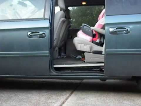 How to Fix Dodge Grand Caravan Automatic Sliding Door