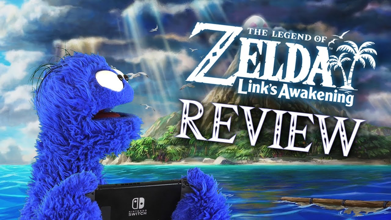 Link's Remakening | The Legend of Zelda: Link's Awakening Review thumbnail