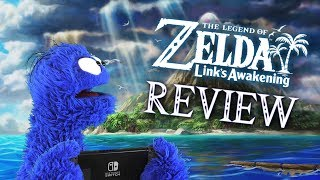 Link's Remakening | The Legend of Zelda: Link's Awakening Review (Video Game Video Review)