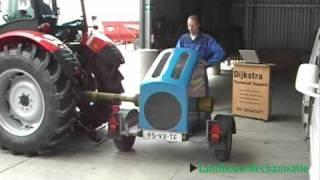 Mechaman's Zetor Proxima Tractor Test