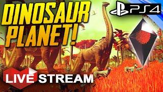 No Man's Sky Gameplay | Dinosaur Planet | Part 7 Live Stream