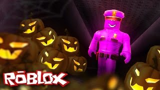 Roblox Halloween / Design It! / Purple Guy Halloween Costume!