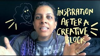 How to recover your inspiration after a creative block
