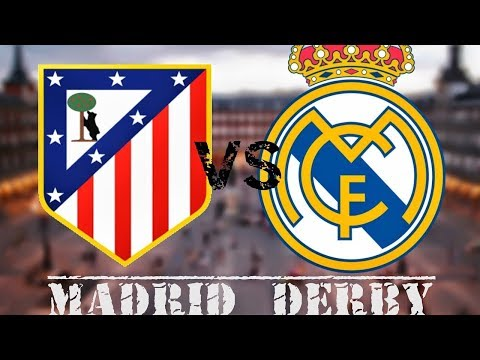 FIFA 18 - Atletico Madrid vs. Real Madrid [ATM/RMC] (Madrid Derby) (PS4)