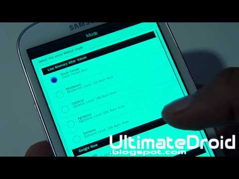How to Install Wicked ROM for Galaxy S3 SGH-T999!