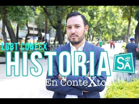 LGBT CONFEX llega a la CDMX – Historia enConteXto