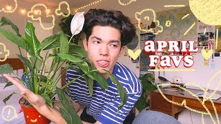 🍒 april favs 🍒 (music, clothes, life)