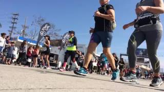 L.A. marathon 2017