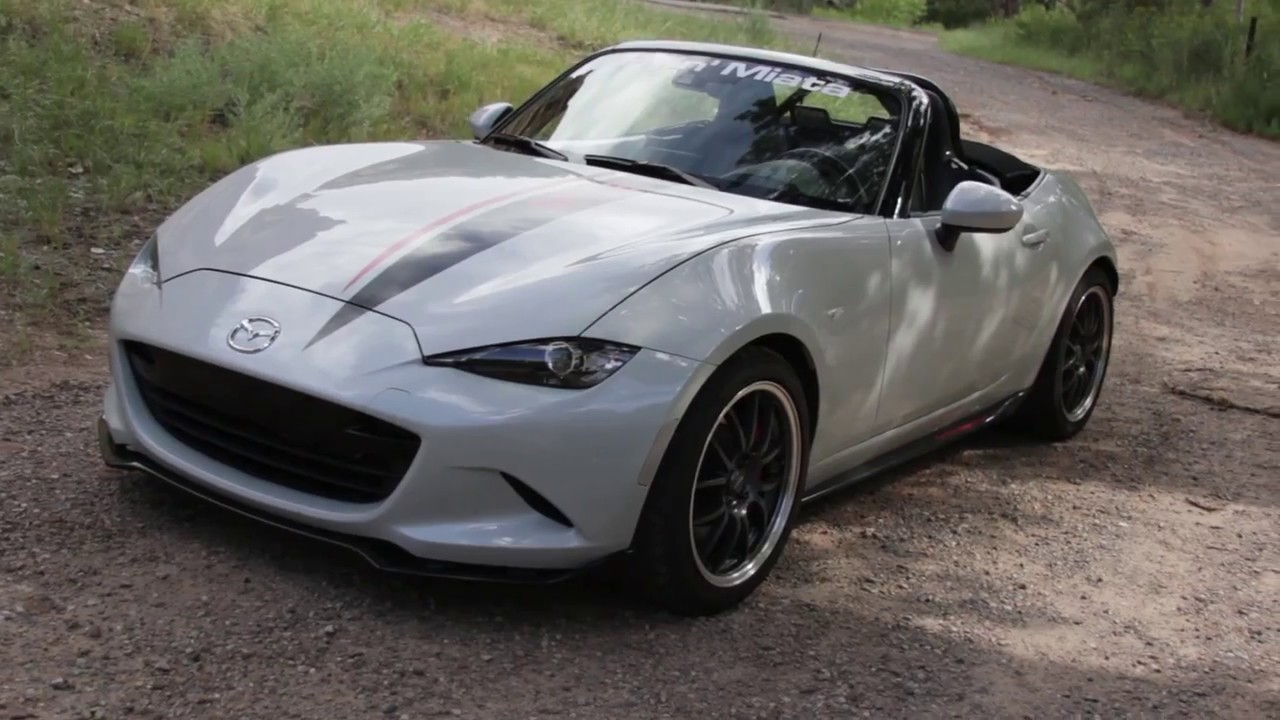 flyin 39 miata 39 s v8 swapped 2016 miata is loud and wonderful youtube. Black Bedroom Furniture Sets. Home Design Ideas