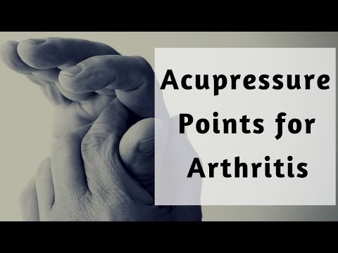 Acupressure Points for Arthritis - Massage Monday #316 - YouTube