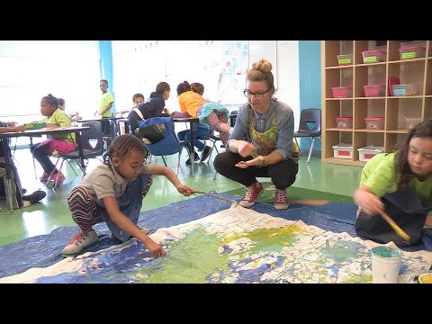 Arts Integration: Deepening Understanding of Core Content