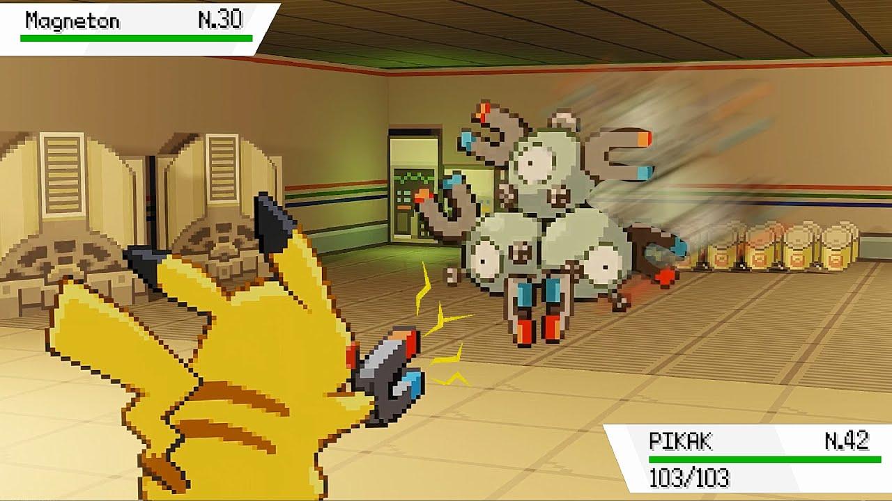 If Pokemon Moves were SUPER Realistic