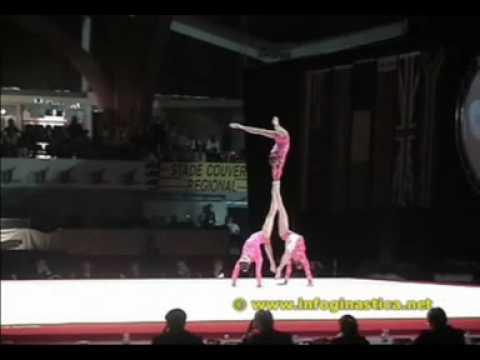 Russian Women Trio Here 53