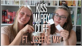 KISS, MARRY, CLIFF ft. JOSEFINE MAY | Rikke Reads