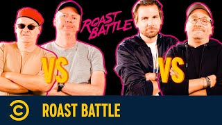 Roast Battle – Der Storb vs. Jens Wienand & Ausbilder Schmidt vs. John Doyle