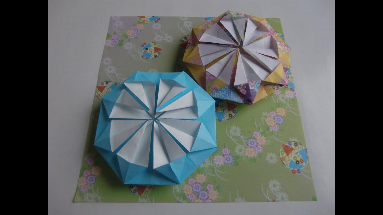すべての折り紙 折り紙 折り方 簡単 : 折り紙:メダルの折り方 Origami ...