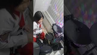 """호평 도이치음악학원 드럼연주 """"여수 밤바다"""""""