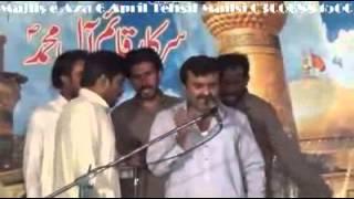 """Zakir Qazi Waseem Abbas """" New Qasida """" 2015 """" Ya Ali Ya Ali Ya Ali, Mola Mushkil Kusha Ya Ali a.s """""""