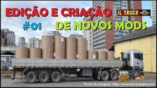 LIVE DE EDIÇÃO E CRIAÇÃO DE MODS - PACK DE BITREM - Ep. 01