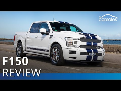 2019 Ford Shelby F-150 Super Snake Review | carsales