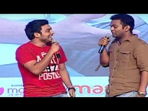 Jabardasth Sudigali Sudheer Team Funny Skit @ Kerintha Audio Launch