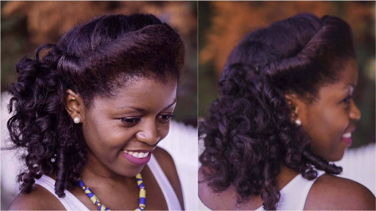Hair Color Story With Dark Lovely Natural Hair Misst1806 Youtube